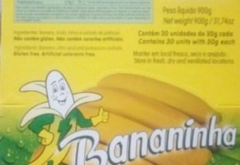 Bananinha Tropdan
