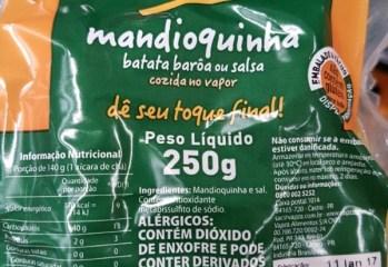 Mandioquinha Vapza