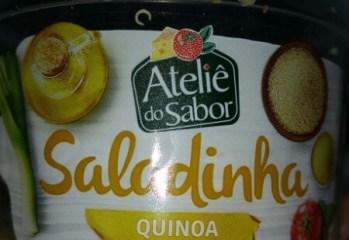 Saladinha Quinoa Ateliê do Sabor