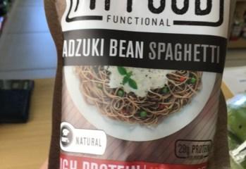 Espaguete de Feijão Adzuki Orgânico Fit Food