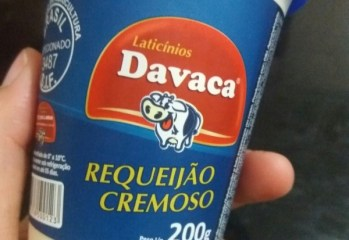 Requeijao Cremoso Laticinios Davaca