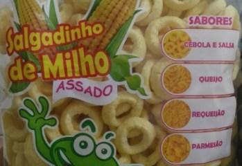 Salgadinho de Milho Perereka's