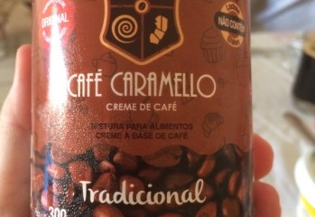 Creme de Café Tradicional Café Caramello