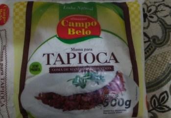 Massa para Tapioca Campo Belo