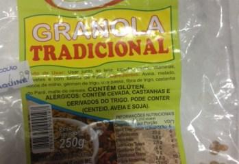 Granola Tradicional Natura Life