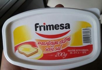 Manteiga Extra Sem Sal Frimesa