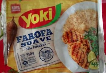Farofa Suave Yoki