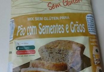 Mix para Pão com Sementes e Grãos Vitao