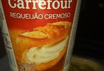 Requeijão Cremoso Carrefour