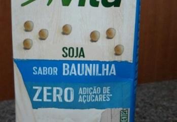 Bebida de Soja Baunilha Zero Mais Vita Yoki