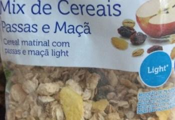 Granola Mix de Cereais Passas e Maca Sentir Bem