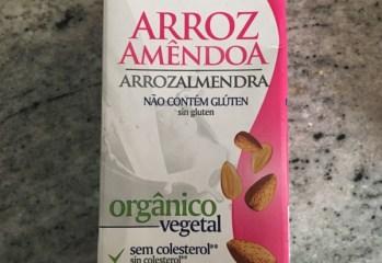 Arroz Amêndoa Arrozalmendra Orgânico Isola Bio