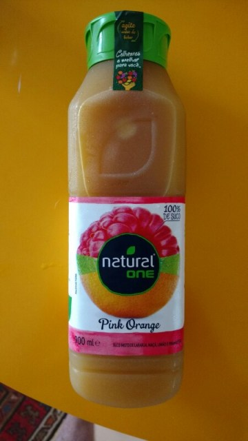 Suco Misto Pink Orange Natural One