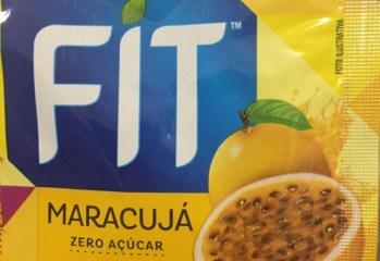 Refresco em Pó de Maracujá Zero Açúcar Fit Ajinomoto