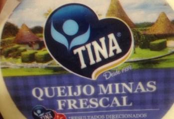 Queijo Minas Frescal Tina