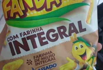 Salgadinho com Farinha Integral Fandangos Pepsico