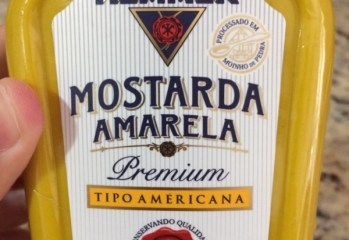 Mostarda Amarela Tipo Americana Hemmer