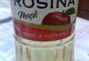 Vinagre de Maçã Rosina