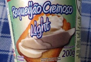 Requeijão Cremoso Light Mil