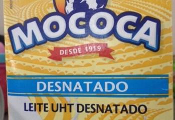 Leite UHT Desnatado Mococa