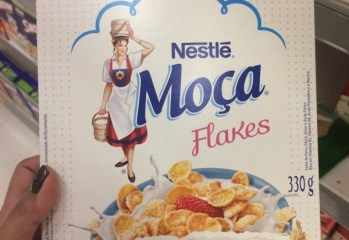 Cereal Integral Moca Flakes Nestle