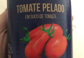 Tomate Pelado em Suco de Tomate Molise