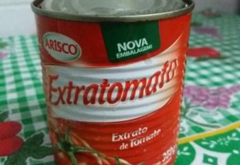 Extrato de Tomate Extratomato Arisco
