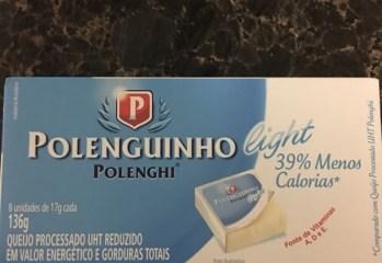 Queijo Processado Polenguinho Light Polenghi