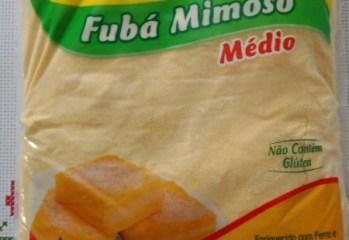 Fubá Mimoso Médio Sinhá