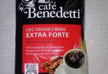 Café Torrado e Moído Extra Forte Benedetti