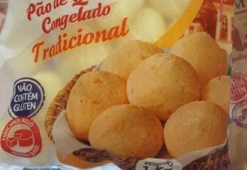Pão de Queijo Congelado Tradicional Forno de Minas