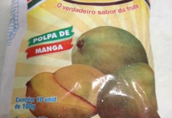 Polpa de Manga Fruta Pluss