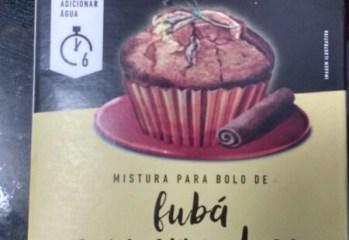 Mistura para Bolo de Fuba com Erva Doce e Canela My Cake