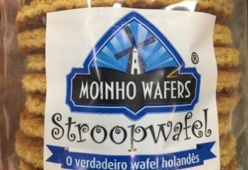 Stroopwafel Moinho Wafers