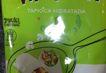 Tapioca Hidratada Wrapioca