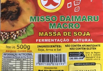 Massa de Soja Misso Daimaro Macro