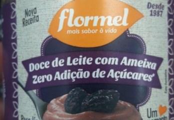 Doce de Leite com Ameixa Zero Flormel