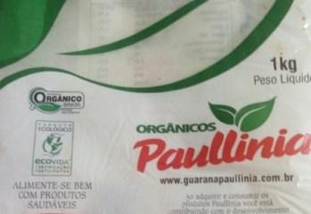 Fubá Integral Orgânico Paullinia