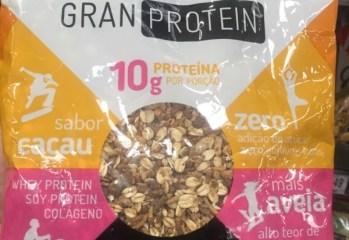 Granola Gran Protein Sabor Cacau Naturale