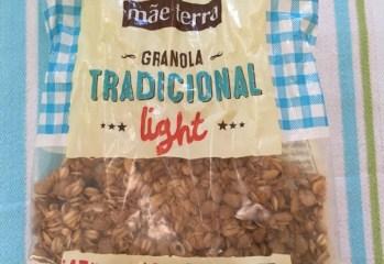 Granola Tradicional Light Mãe Terra