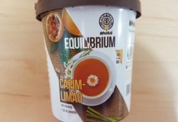 Sorvete Equilibrium Capim-limão, Maracujá e Chá de Camomila Whaka