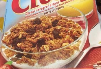 Cereal Integral à Base de Aveia Cróqui Original Feinkost
