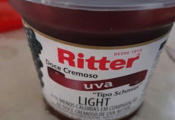 Doce Cremoso de Uva Tipo Schmier Light Ritter