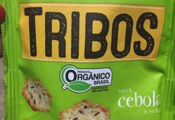 Snack Orgânico Cebola & Salsa Tribos Mãe Terra