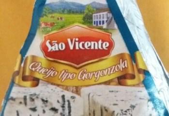 Queijo Tipo Gorgonzola Sao Vicente