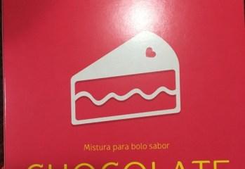 Mistura para Bolo Sabor Chocolate Grano Brasilis