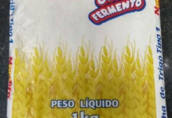 Farinha de Trigo com Fermento Numero Um