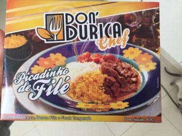 Picadinho de Filé Don' Durica Chef