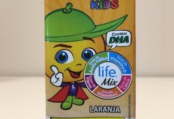 Bebida Laranja Luminus Kids