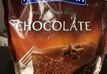 Mistura para Bolo Chocolate Fleischmann